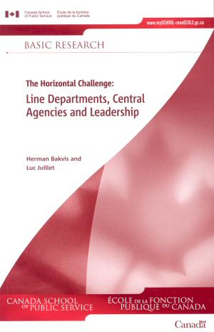 The Horizontal Challenge: Line Departments, Central Agencies and Leadership