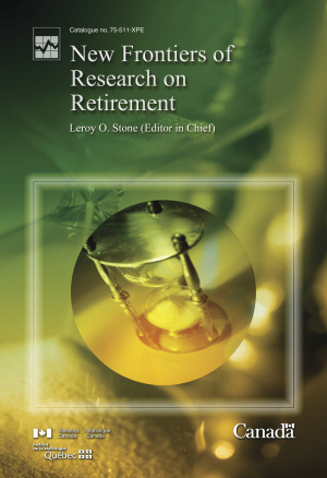 NEW FRONTIERS OF RESEARCH ABOUT RETIREMENT