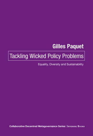 Tackling Wicked Policy Problems<br /> Equality, Diversity and Sustainability