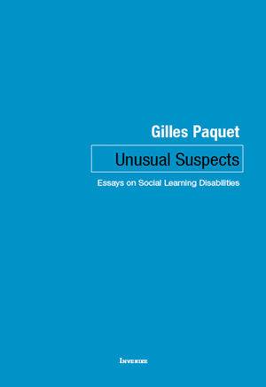Unusual Suspects: Essays on Social Learning Disabilities